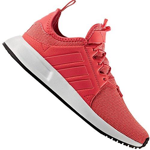 adidas Unisex-Erwachsene X PLR J 579 Sneaker, Mehrfarbig (Red Bb2579), 36 EU