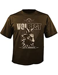 VOLBEAT - The Goat - Brown - T-Shirt