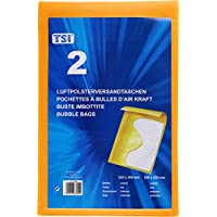 TSI Sobres acolchados G/7, 1 Pack de 2 Equivalente al formato DIN A4