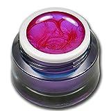 RM Beautynails Premium Metallic UV Farbgel Bubble 5ml UV-Gel Violett/Pink Profifarbgel kein absenken der Pigmente sehr hohe Deckkraft