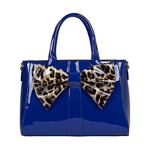 Elegant - Sacchetto unisex bambino donna Blue