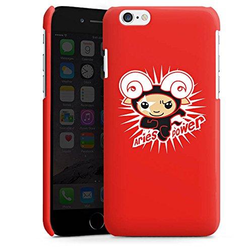 Apple iPhone 4 Housse Étui Silicone Coque Protection Bélier Étoiles Signes du zodiaque Cas Premium brillant