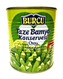 Produkt-Bild: Burcu Okraschoten Okra in Dose Fertiggericht - Bamya Konserve 800 g (440g Netto)