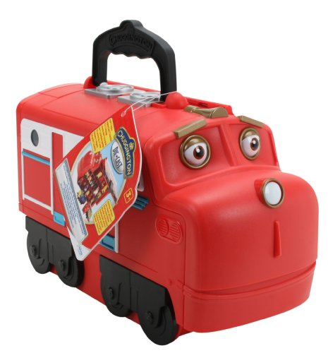 Imagen principal de Chuggington LC54506 Wilson - Caja de transporte para coches de juguete (incluye 3 coches)