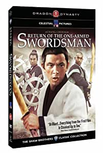 Return of the One-Armed Swordsman [DVD] [1969] [Region 1] [US Import] [NTSC]