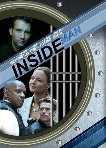 Inside Man Affiche du film Poster Movie À l'intérieur du homme (27 x 40 In - 69cm x 102cm) Style B