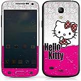 Samsung Galaxy S4 mini Case Skin Sticker aus Vinyl-Folie Aufkleber Hello Kitty Merchandise Fanartikel Pink Punk