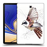 Head Case Designs Ufficiale Mai Autumn Let It Be Uccelli Cover Retro Rigida per Samsung Galaxy Tab S4 10.5 (2018)
