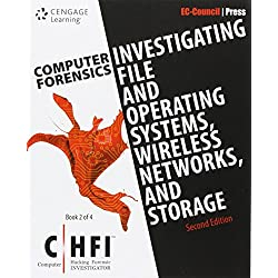 Computer Forensics: Investigating Network Intrusion/Cyber Crime / Investigating Data/Image Files / Investigating Hard Disc/File/operating Systems