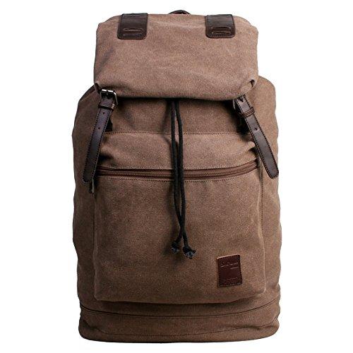 Escursionismo Zaini, borse, borse da trekking, borse all'aperto, impermeabile Travel Borsa a tracolla, uomini di viaggio borsa zaino, borsa sportiva, uomini e donne della outdoor travel alpinismo bag, Coffee