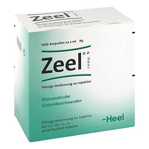 Zeel compositus N Ampulle 100 stk