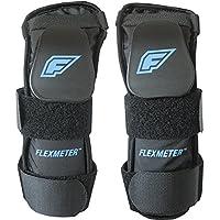 Demon Flexmeter Wrist Guard Double w/ D3O Wrist Protection Large Black