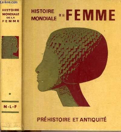 Histoire mondiale de la femme