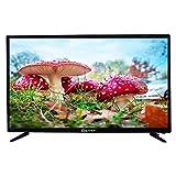 Zexmon 80 cm (32 Inches) HD Ready LED TV ZM32HDLED (Black) (2019 Model)