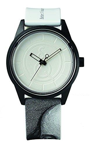 Citizen–Reloj de pulsera unisex Smile Solar analógico de cuarzo plástico rp00j036y