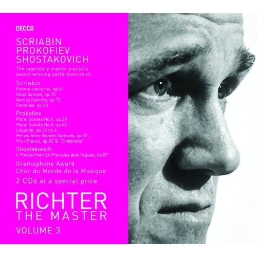 Shostakovich: Preludes and Fugues for Piano, Op.87 - No.4 in E minor