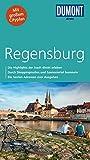 DuMont direkt Reiseführer Regensburg: Mit großem Cityplan - Daniela Schetar