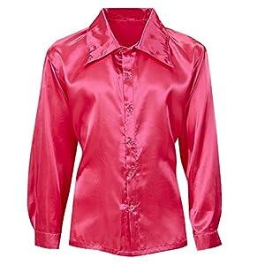 WIDMANN 9551p Disco Camisa, de los años Setenta 54