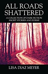 All Roads Shattered: A Collection of Dark Fiction Short Stories and Poems (English Edition)