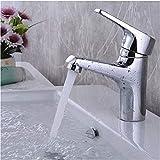 Zhaohong Wasserhahn Waschbeckenmischer des Badezimmers einzelner Handgriff, Foto