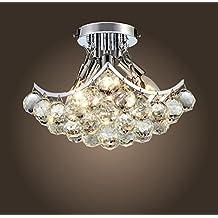 Deckenlampe Lster Echt Kristall Lampenschirm Wohnzimmerleuchte Innenleuchte Durchmesser Kronleuchter Erforderlich Wohnzimmerlampe Schlafzimmerleuchte