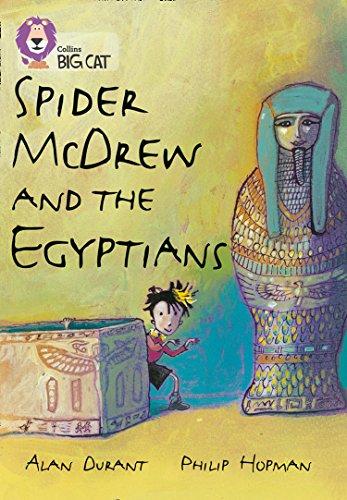 Spider McDrew and the Egyptians: Band 12/Copper (Collins Big Cat): Band 12 Phase 5, Bk. 2