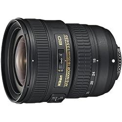 Nikon AF-S NIKKOR 18-35mm f/3.5-4.5G ED Objectif 35 mm Noir