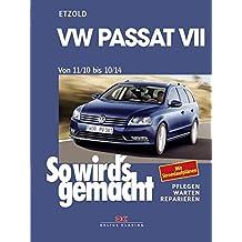 Sonnenschutz Volkswagen Passat 3C Variant 2011-2015 6-teilig