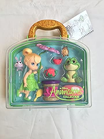 New Disney Store Tinkerbell Mini Animator Doll Playset & Accessories by Disney
