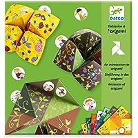 Djeco 599386031 - Papiroflexia origami iniciación