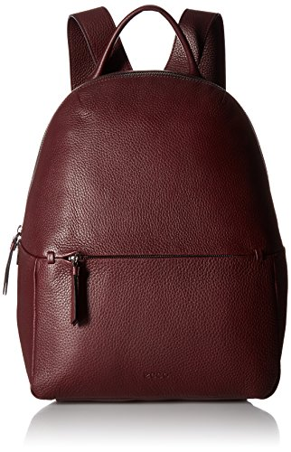Ecco - Sp Backpack, Zaini Donna Rosso (Red)
