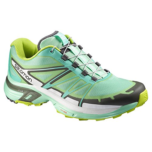 SalomonWings Pro 2 - Scarpe Running Donna Green