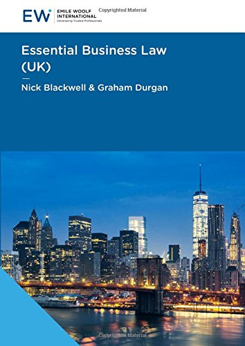 Essential Business Law (UK)