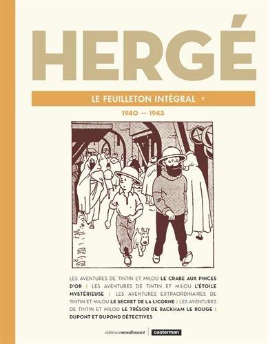 Hergé, le feuilleton intégral : 1940-1943