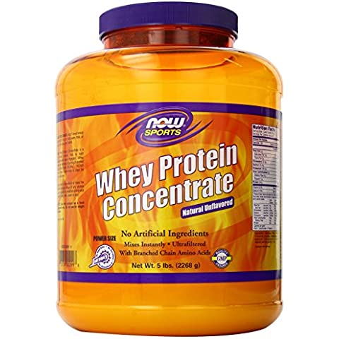 Now Foods Whey Protein Concentrate, 5