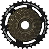 Shimano Tourney 7 SEVEN Speed Screw on Bicycle Freewheel 14/34T
