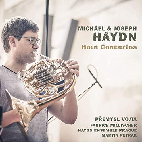 Joseph & Michael Haydn: Hornkonzerte