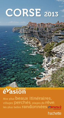 Guide Evasion Corse 2013