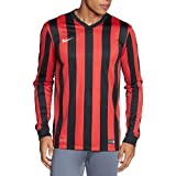 Search : NIKE Men's Long-Sleeved Football Shirt Striped Division