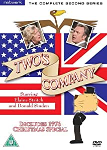 Two's Company - Series 2 - Complete [1977] [DVD]