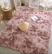 Fluffy Rug, Super Soft Fuzzy Area Rugs for Bedroom Living Room - Large Plush Furry Shag Rug - Kids Playroom Nu