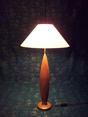 Natur und Form Lampe, Tischlampe/Tischleuchte, Stehlampe/Stehleuchte aus edlem Holz, unikat Holzlampe/Holzleuchte exklusiv und individuell (Natur-tischleuchten)