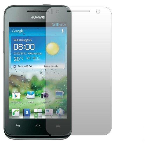 2 x Slabo Displayschutzfolie Huawei Ascend G330 Displayschutz Schutzfolie Folie