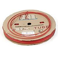 600V Rosso 4mm di diametro poliolefina calore termorestringenti guaina 200m - 600v Wire
