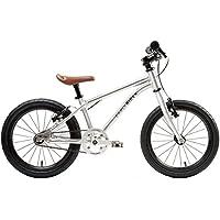 EarlyRider Belter 16 - Bici para infantil color gris, desde 3,5 hasta 6