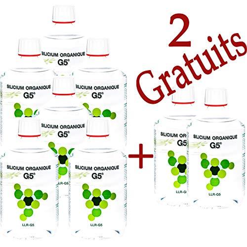 G 5 - complément au G5 silicium organique sans conservateur - 500 ml flacon -