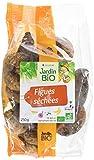 Jardin Bio Figues Séchées 250 g - Lot de 3