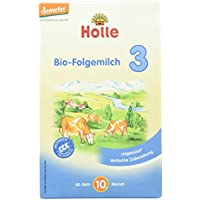 Holle Bio-Folgemilch 3, 1er Pack (1 x 600 g)