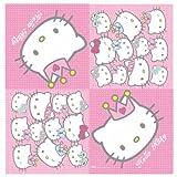 16 Servietten Hello Kitty Partydekoration