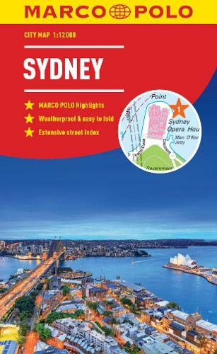 Marco Polo Sydney City Map (Marco Polo City Maps)